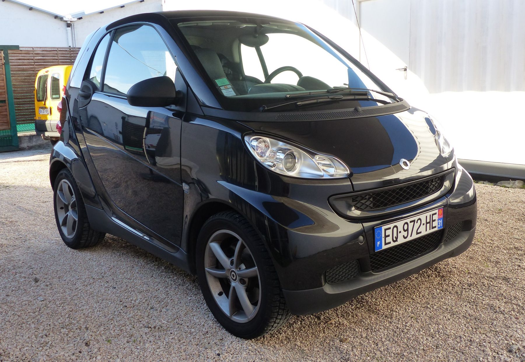 SMART FORTWO 1/5