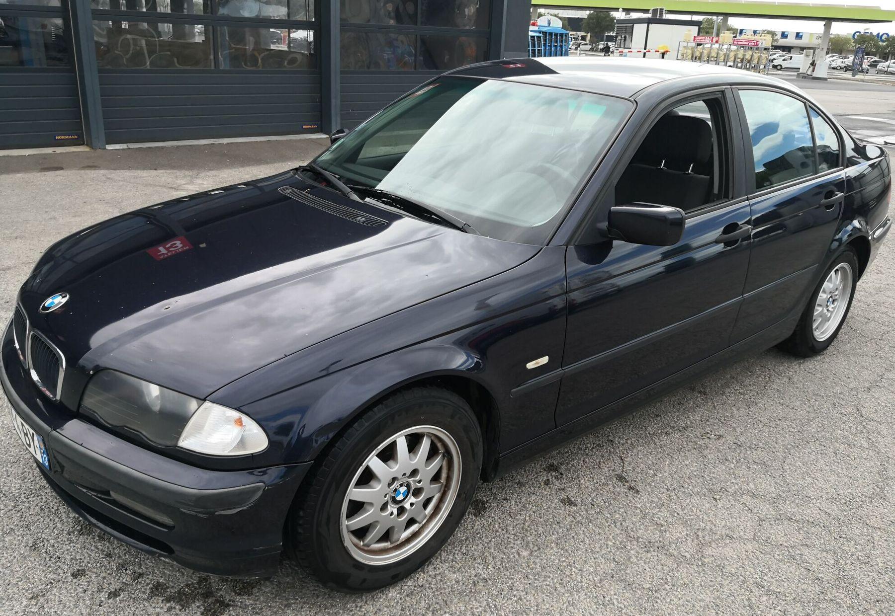BMW 320 1/5