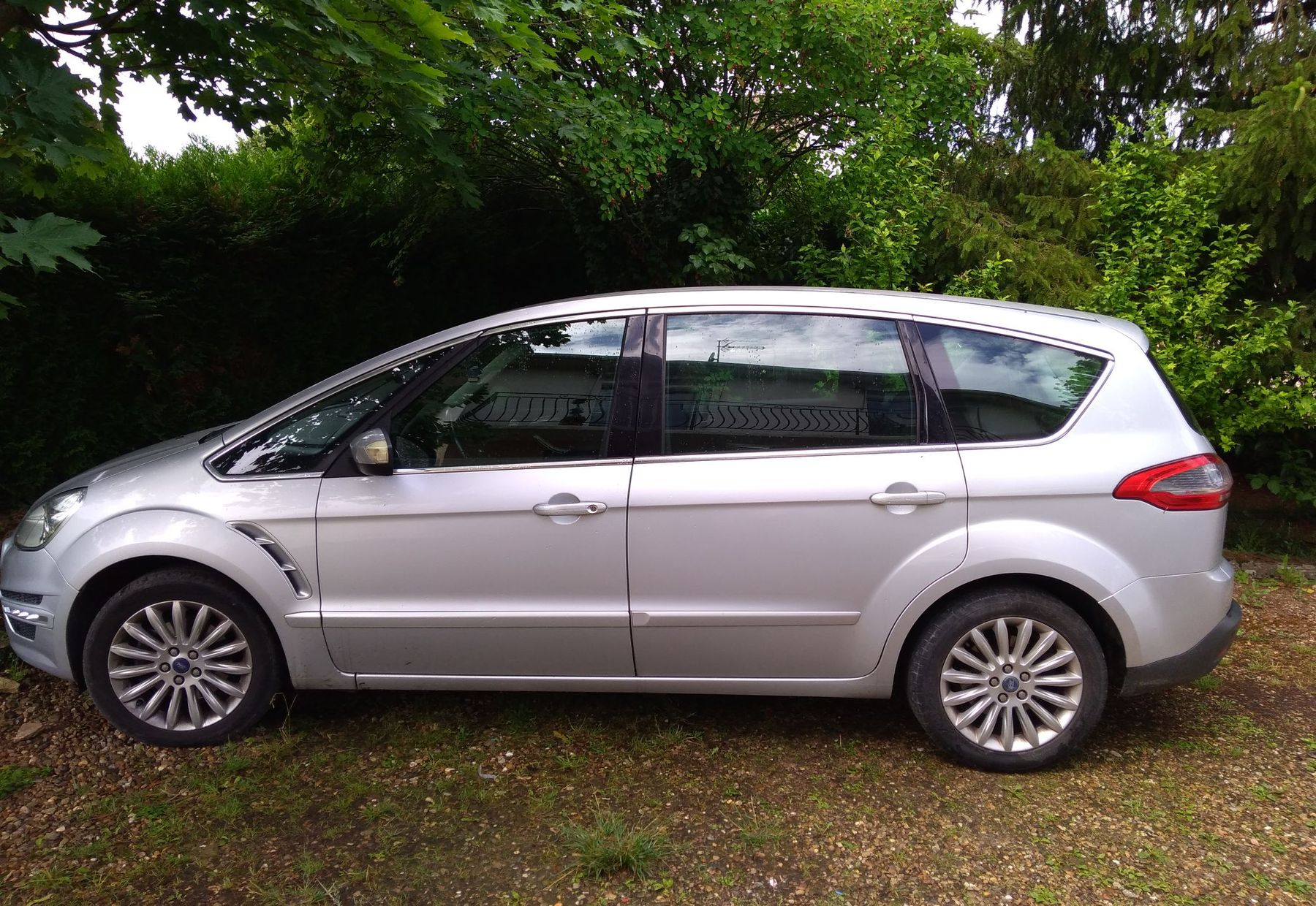 FORD S-MAX 3/5
