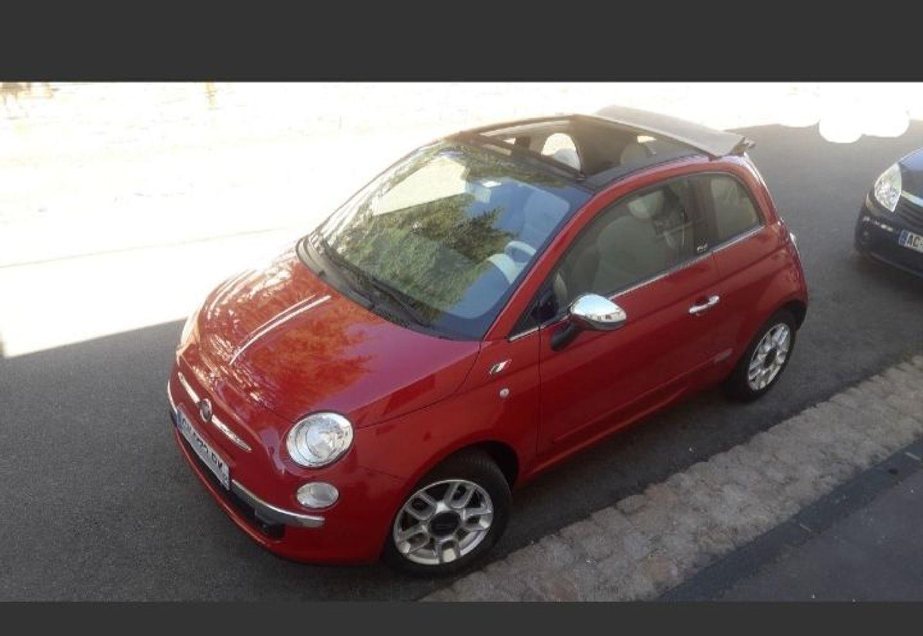 FIAT 500C 1/3