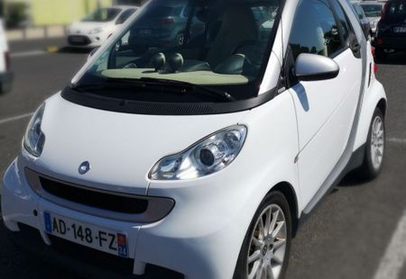 SMART FORTWO COUPE 1/3