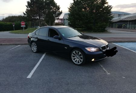 BMW 318 1/4