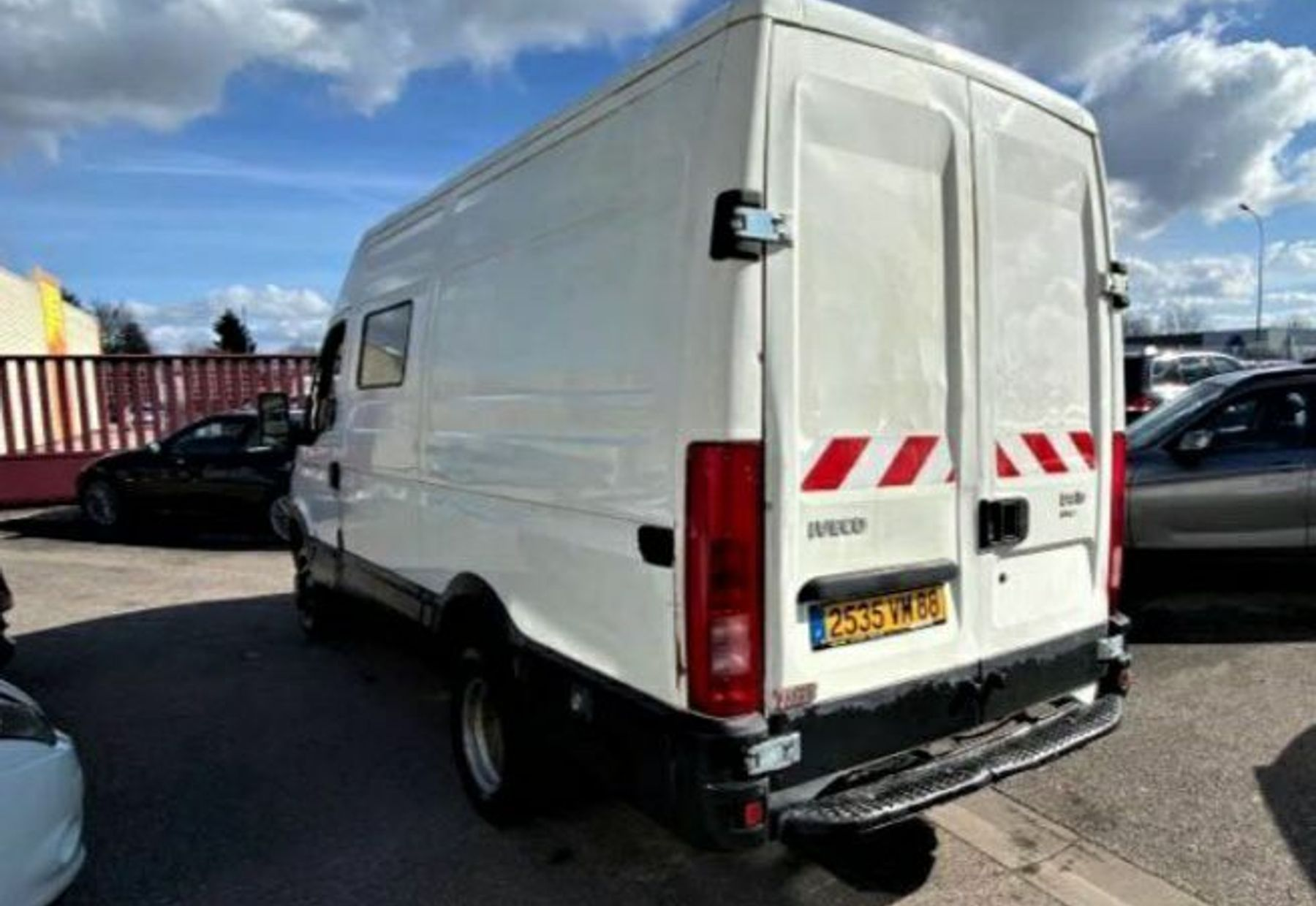 IVECO DAILY 1/4