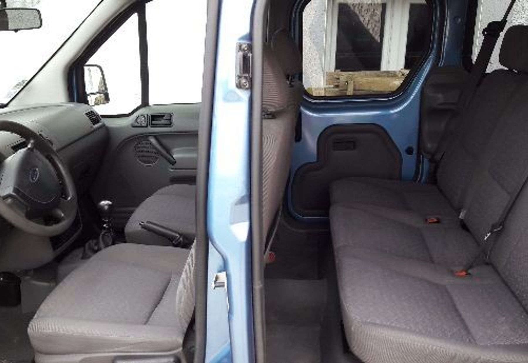 FORD TOURNEO COURIER 2/4