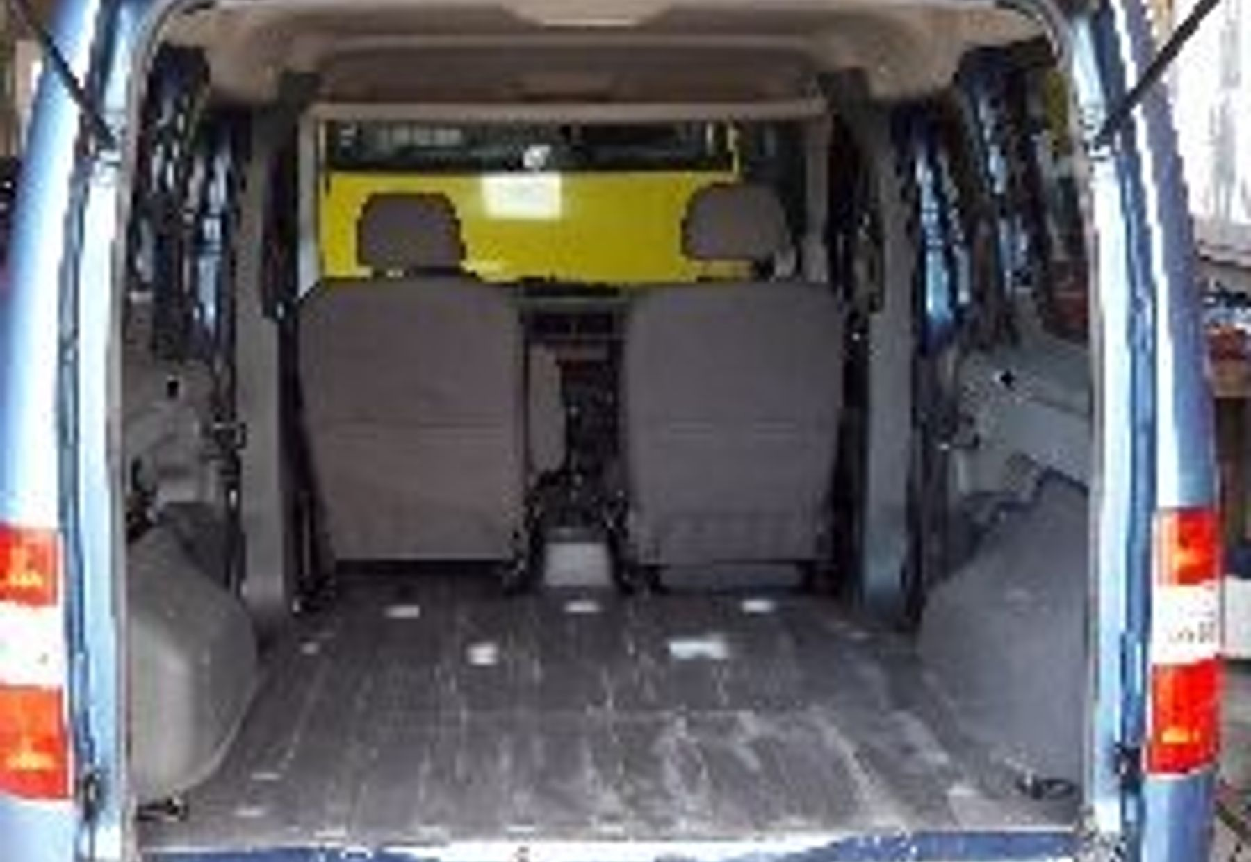 FORD TOURNEO COURIER 3/4