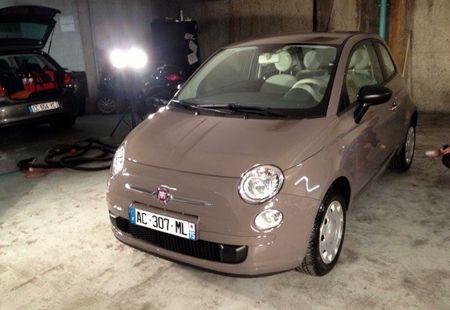 FIAT 500 1/2