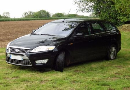 FORD MONDEO 2/3