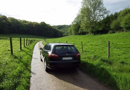 FORD MONDEO 3/3