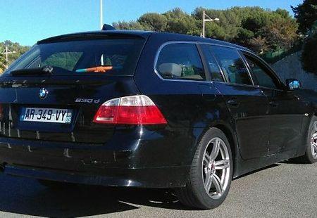 BMW SERIE 5 2/4