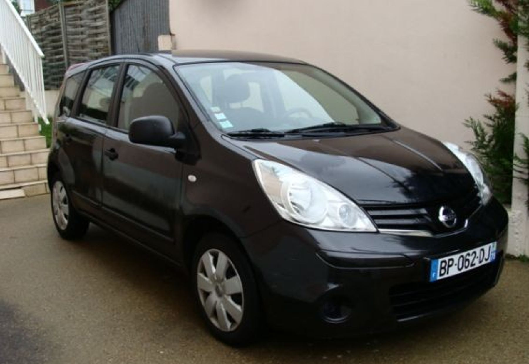 NISSAN NOTE 1/2