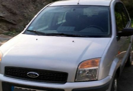 FORD FUSION 1/3