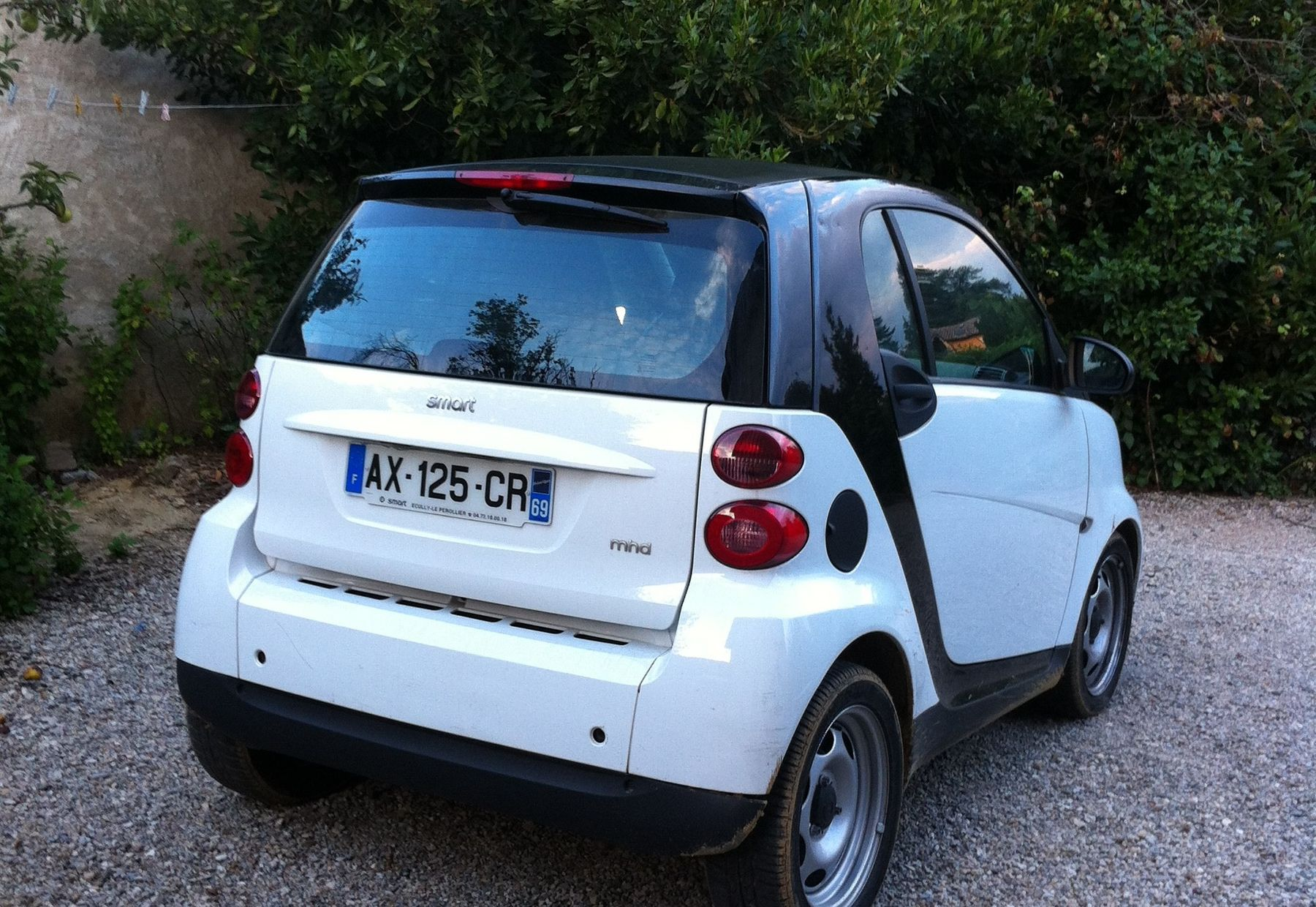 SMART FORTWO 1/2