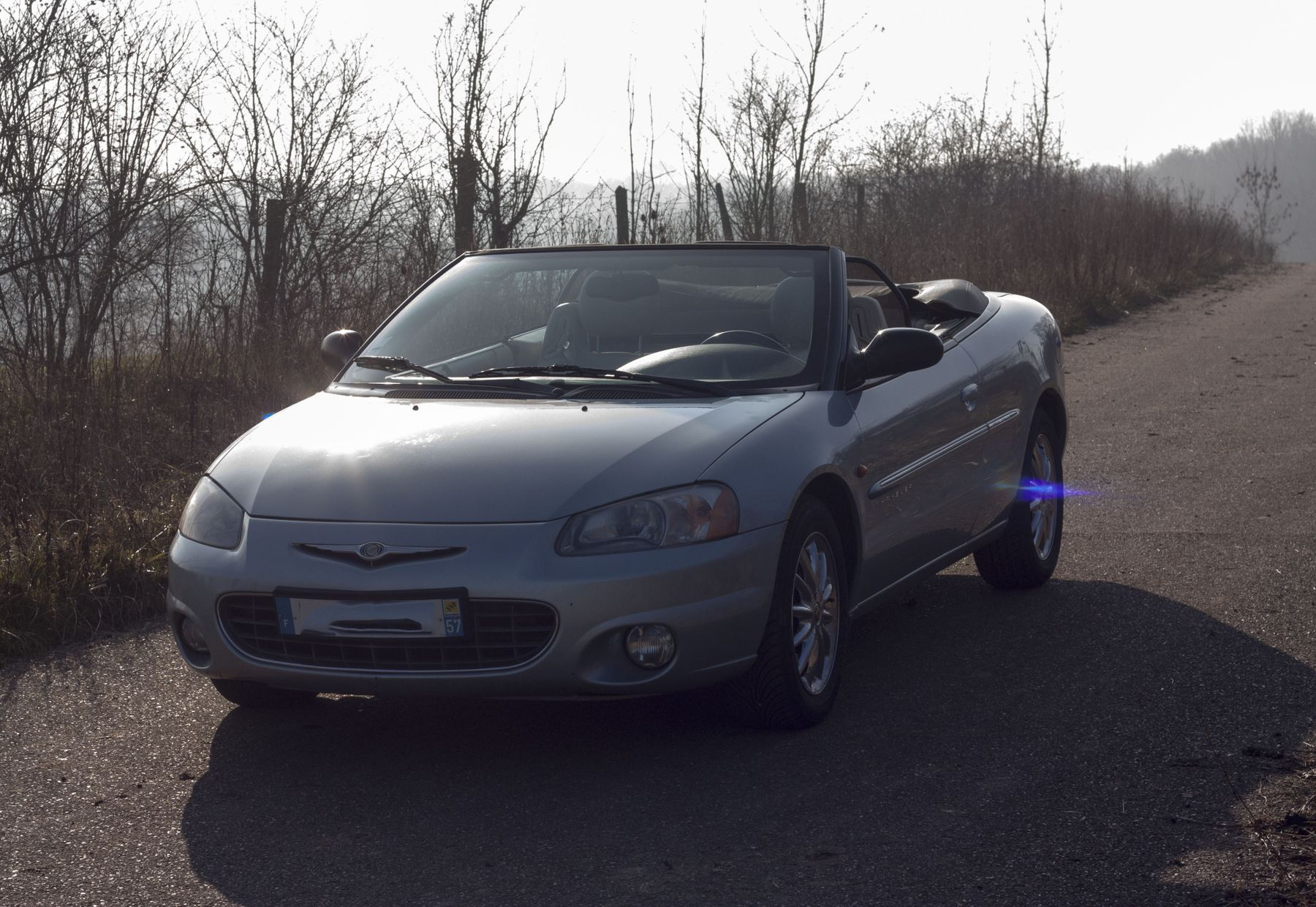 CHRYSLER SEBRING 1/4