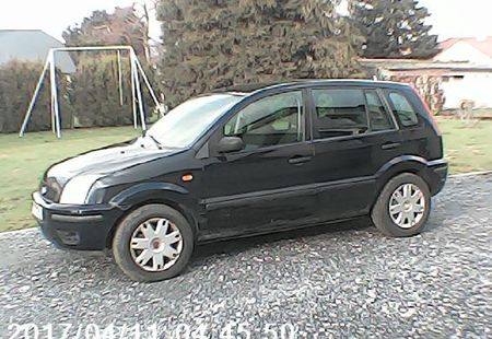 FORD FUSION 1/2