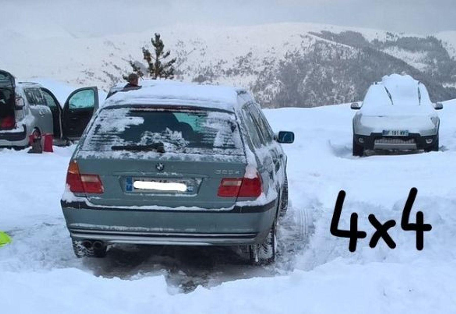 BMW SERIE 3 4/5