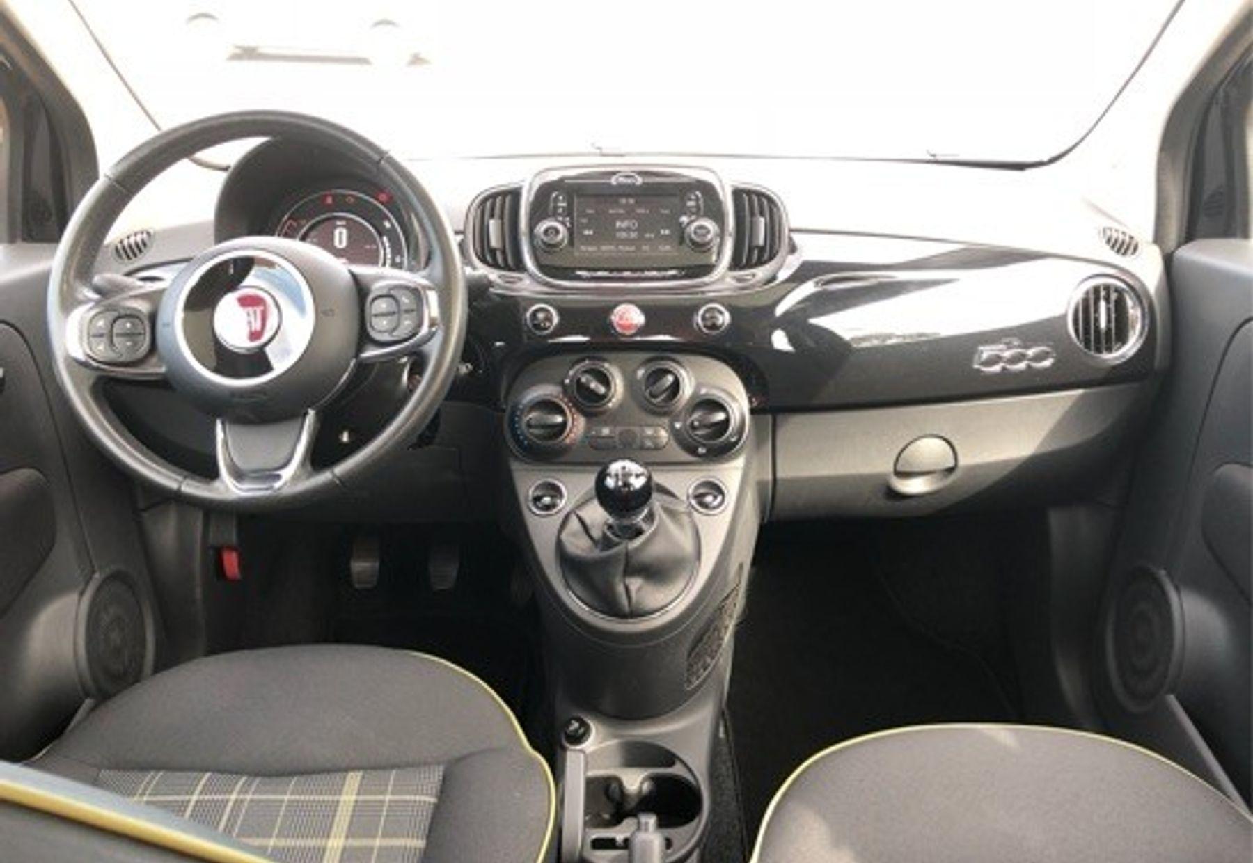 FIAT 500 2/3