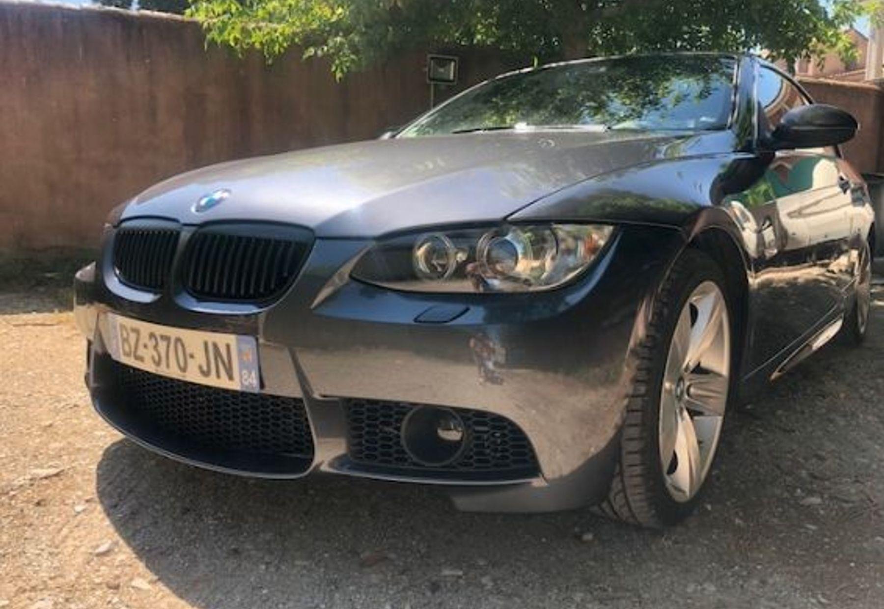 BMW SERIE 3 1/4
