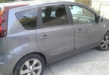 NISSAN NOTE 2/2