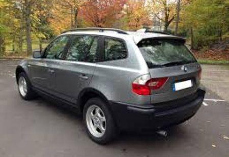 BMW X3 1/2