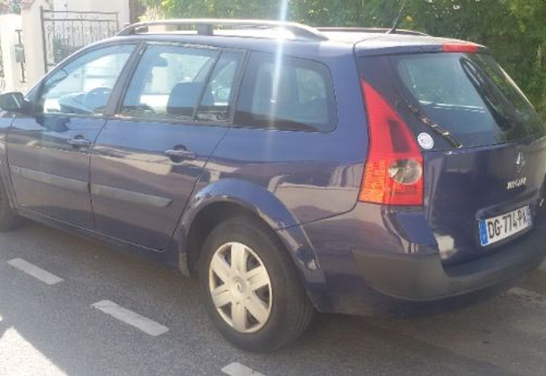 RENAULT MEGANE III ESTATE 3/3