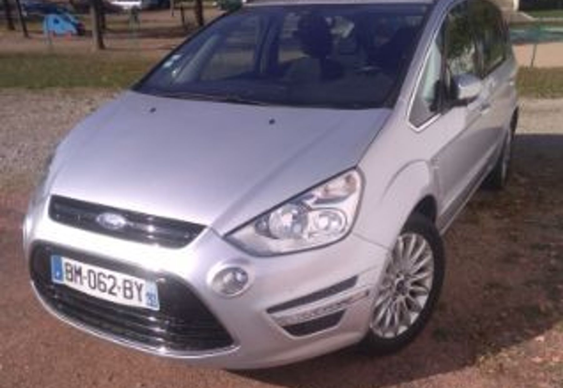 FORD S-MAX 1/4