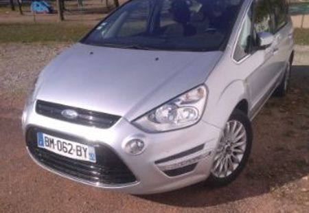FORD S-MAX 4/4