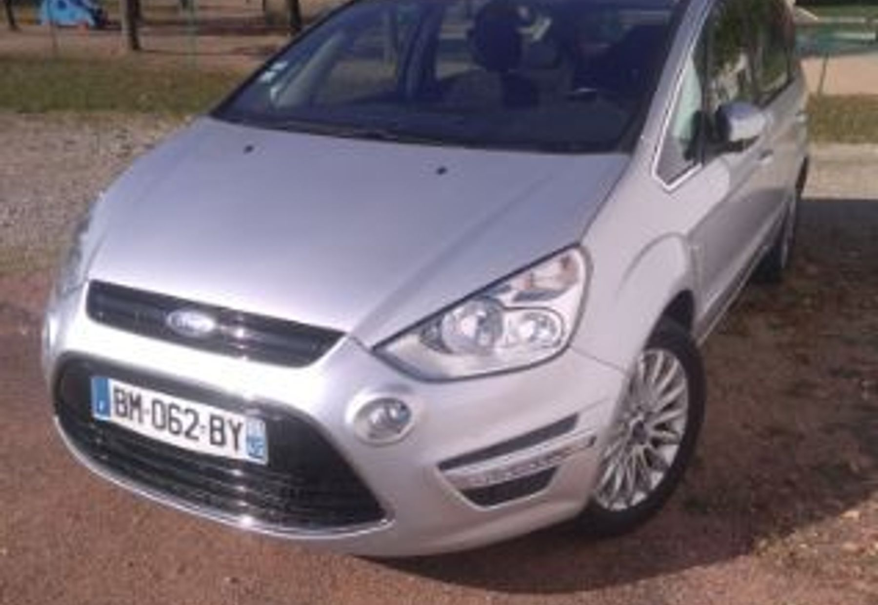 FORD S-MAX 2/4