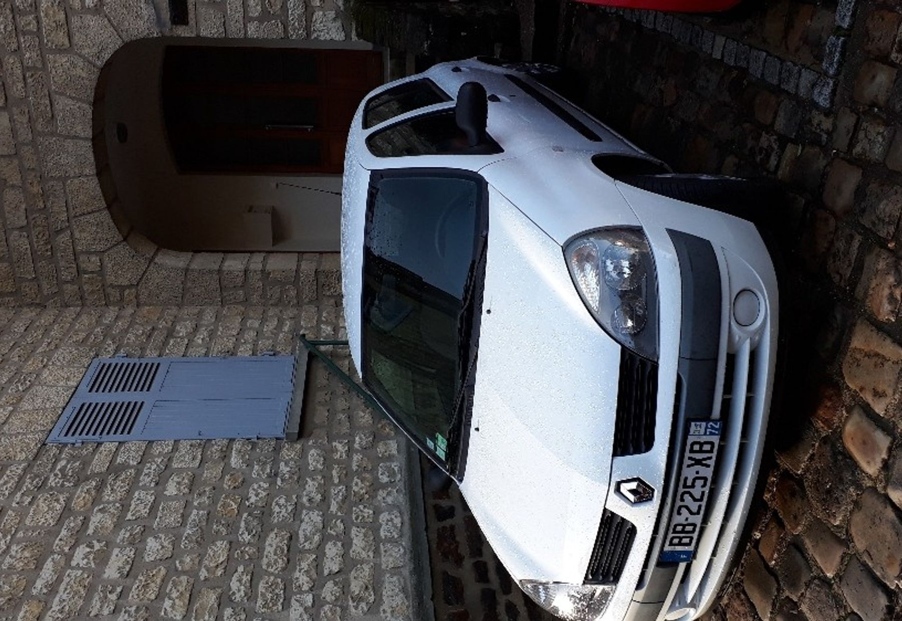 RENAULT CLIO RS 1/4