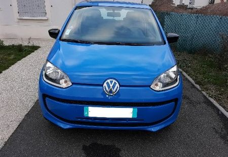 VOLKSWAGEN UP 1/4