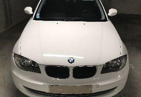 BMW SERIE 1 II 1/4