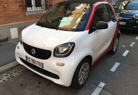SMART FORTWO COUPE 2/4
