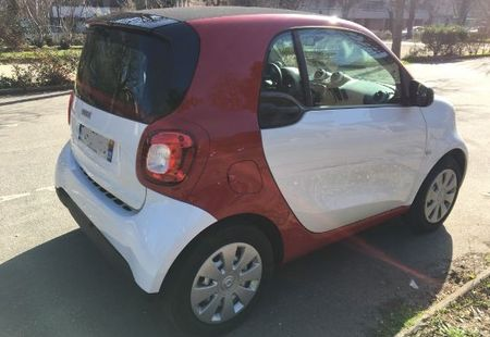 SMART FORTWO COUPE 3/4