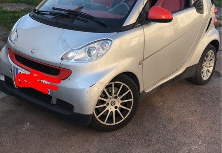 SMART FORTWO 1/4