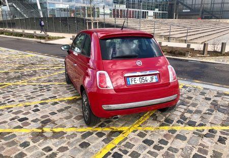 FIAT 500 4/4
