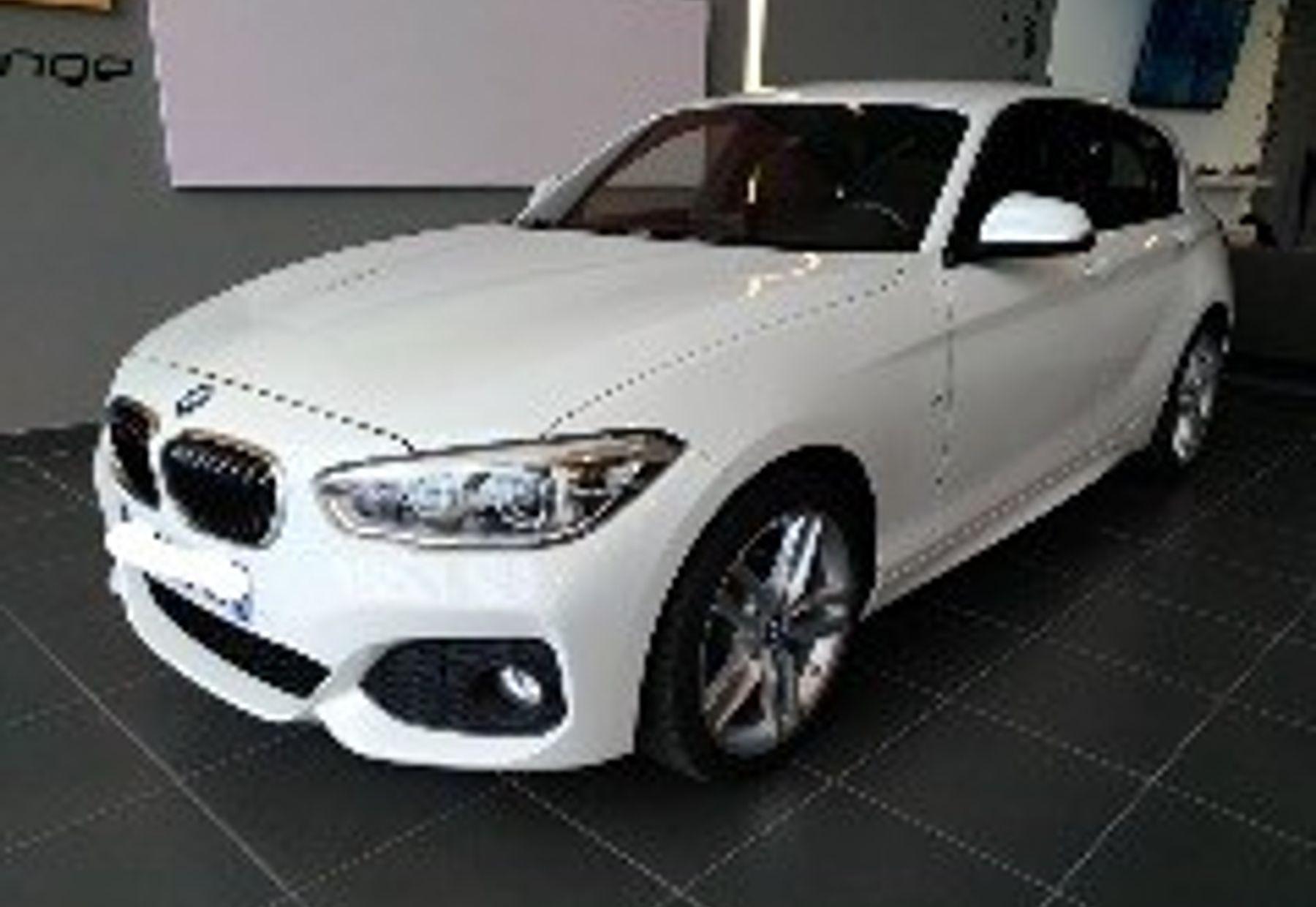BMW SERIE 1 1/2