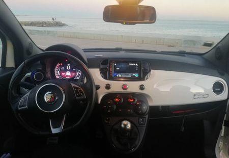 FIAT 500 3/4
