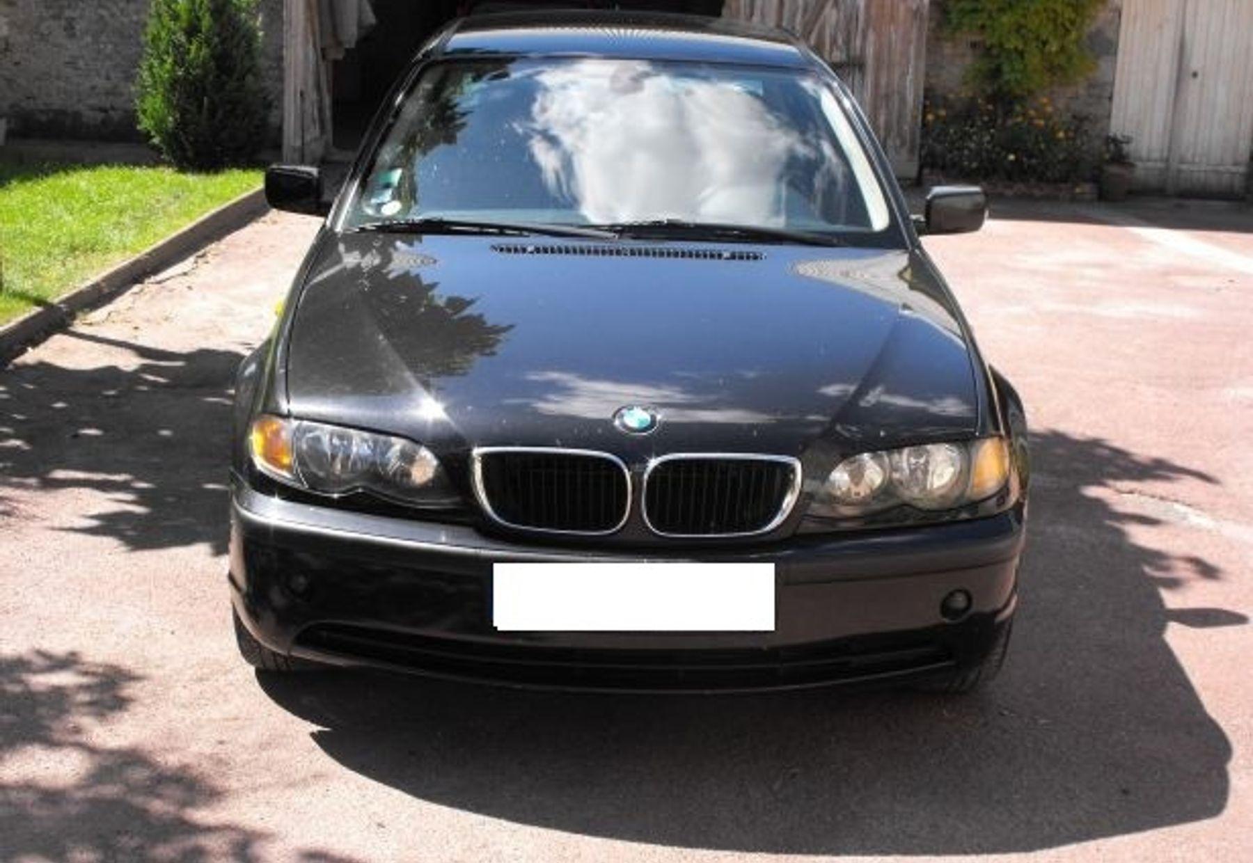 BMW SERIE 3 1/2