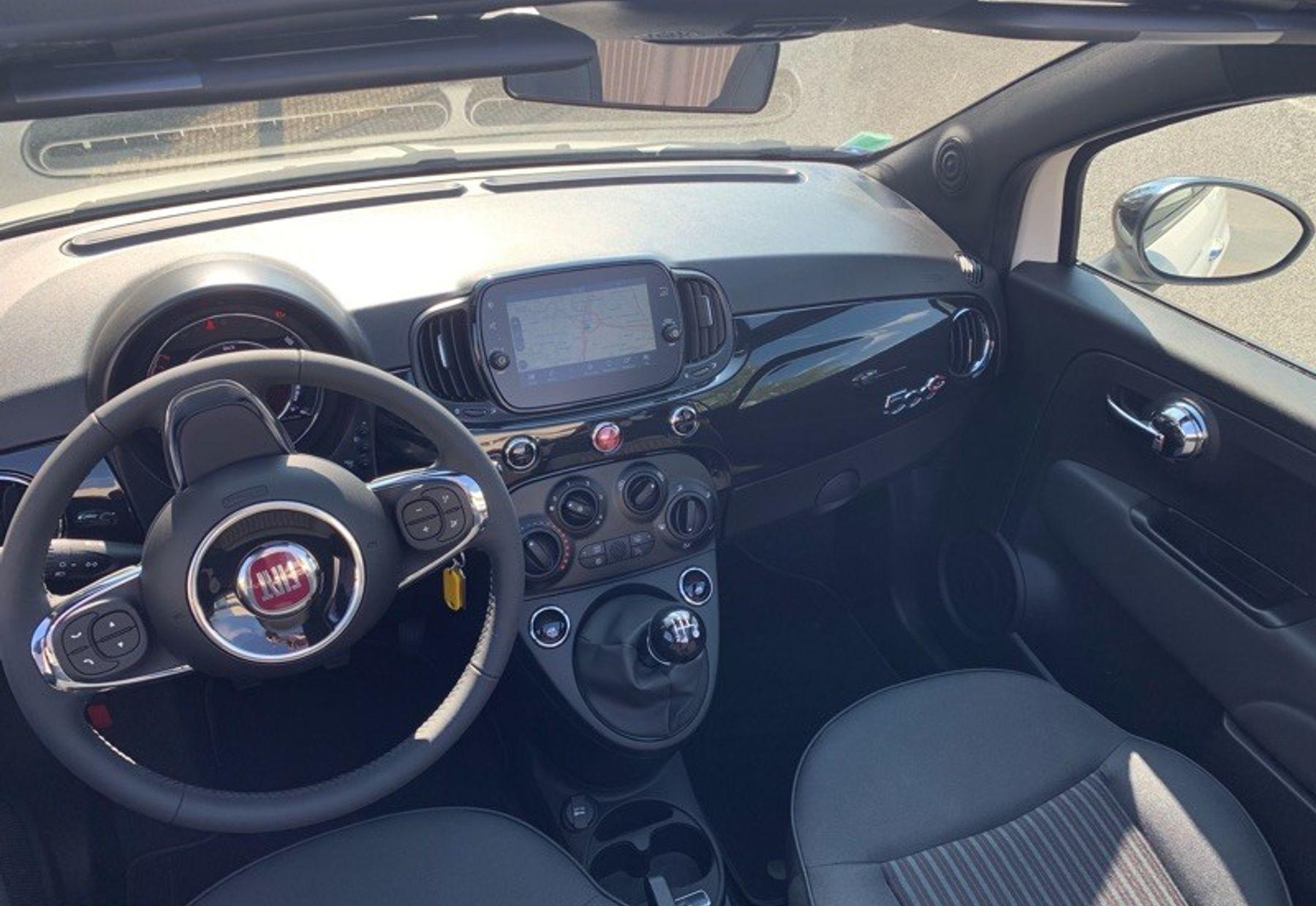 FIAT 500C 3/4