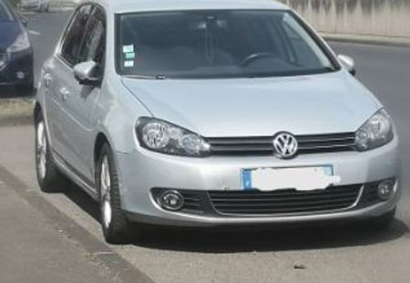 VOLKSWAGEN GOLF 2/3