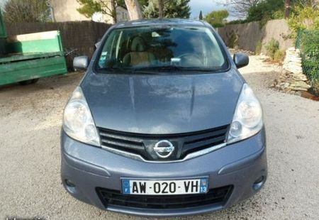 NISSAN NOTE 2/3