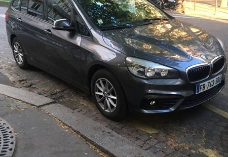 BMW SERIE 2 4/4