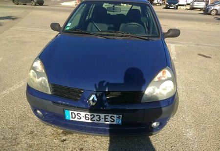 RENAULT CLIO RS 3/3
