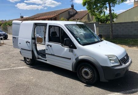 FORD TRANSIT CONNECT 1/4