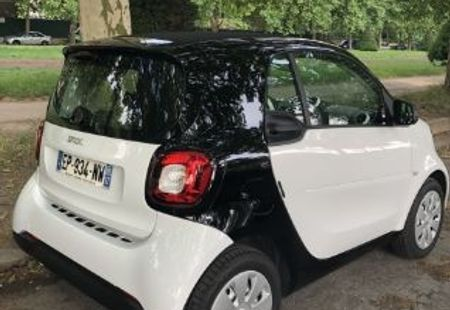 SMART FORTWO 2/4