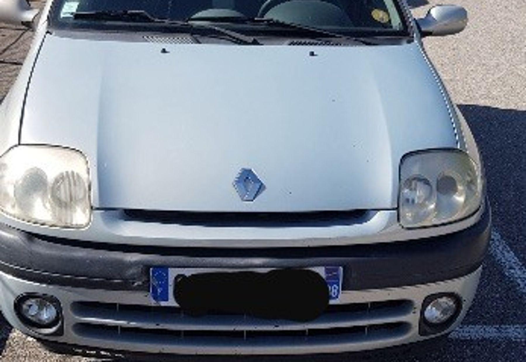 RENAULT CLIO II 4/4