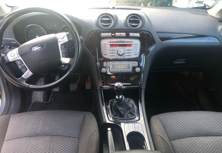 FORD MONDEO 2/2
