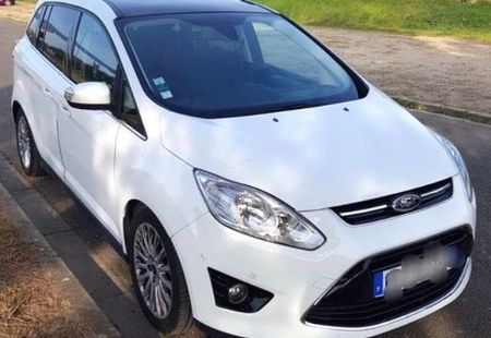FORD C-MAX 1/4