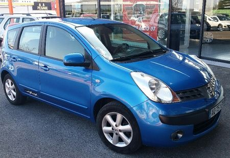 NISSAN NOTE 1/3