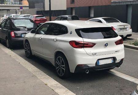 BMW 520 2/3