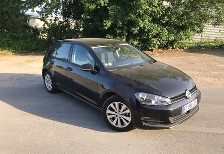 VOLKSWAGEN GOLF 1/4